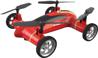 Syma, Radiostyrd bil, X9 Fly Car, röd