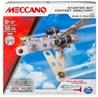 Meccano starter set, pocket Jet flygplan