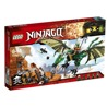 Lego Ninjago 70593, The Green NRG Dragon