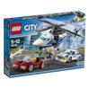 Lego City 60138, Höghastighetsjakt