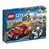 Lego City 60137, Trubbel med bärgningsbil