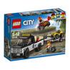 Lego city 60148, Fyrhjulingsracerteam