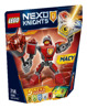Lego Nexo Knight 70363, Macy i stridsrustning