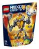 Lego Nexo Knight 70365, Axl i stridsrustning