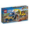 Lego City 60152, Sopmaskin och grävmaskin