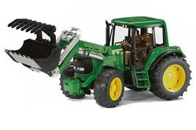 Bruder traktor, John Deere med frontlastare 6920 - Bruder traktor, John Deere med frontlastare 6920