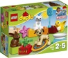 LEGO 10838, DUPLO Familjens husdjur