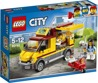 Lego City 60150, Pizzabil