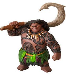 Disneys film Vaiana, Maui figur ca 13cm - Disneys film Vaiana, Maui figur ca 13cm