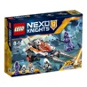Lego Nexo Knights, 70348 Lances dubbletornerare