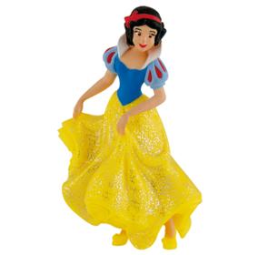 Disney prinsessa, Snövit figur 10cm - Disney prinsessa, Snövit figur 10cm