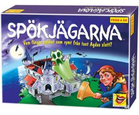 Barnspel, Spökjägarna - Barnspel, Spökjägarna
