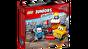Lego Juniors 10732, Cars 3, Guido och Luigis depåstopp - Lego Juniors 10732, Guido och Luigis depåstopp