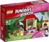 Lego Juniors 10738, Snövits stuga i skogen