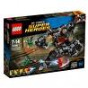 Lego Super Heroes 76086, Knightcrawler tunnelattack