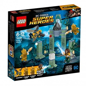 Lego Super Heroes 76085, Striden om Atlantis - Lego Super Heroes 76085, Striden om Atlantis