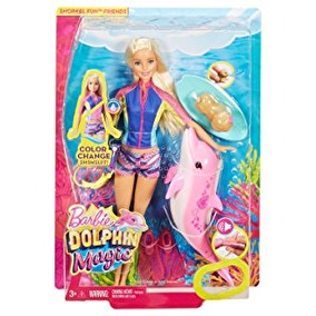 Barbie Delfin Magic, Snorkelset - Barbie Delfin Magic, Snorkelset