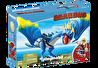 Playmobil 9247 Dragons, Astrid och Stormfly
