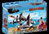 Playmobil 9249 Dragons, Eret med ballister