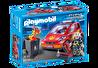 Playmobil 9235 Brandman med bil
