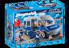 Playmobil 9236 Poliser med Van