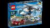 Lego City 60138 Höghastighetsjakt