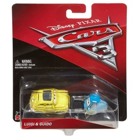 Cars 3 Luigi och Guido - Cars 3 Luigi och Guido