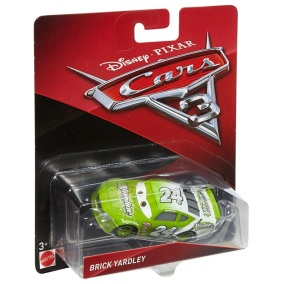 Cars 3 Brick Yardley - Cars 3 Brick Yardley