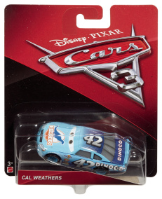 Cars 3 Cal Weathers - Cars 3 Cal Weathers