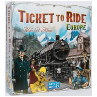 Ticket To Ride Europe