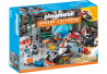 Playmobil 9263 Adventskalender Spy Team verkstad