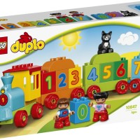LEGO DUPLO, 10847, Siffertåg