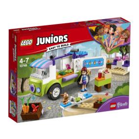 10749 Lego Juniors Mias ekologiska matmarknad - 10749 Mias Ekologiska Matmarknad