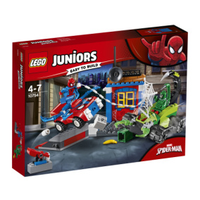 10754 Lego Juniors Spider-Man vs. Scorpion – Ga -