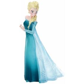 Frost Frozen Elsa - Plastfigur ca 10 Cm - Frost Frozen Elsa - Plastfigur ca 10 Cm
