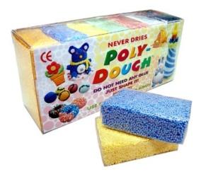 Never Dry Poly Dough - Never Dry Poly Dough