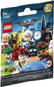71020 LEGO® BATMAN: THE MOVIE serie 2 - 71020 LEGO® BATMAN: THE MOVIE serie 2