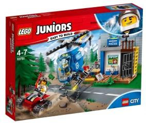 Lego Juniors 10751 Polisjakt på berget - Lego Juniors 10751 Polisjakt på berget