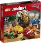 Lego Juniors 10744 Thunder Hollow Crazy 8-tävling - Lego Juniors 10744 Thunder Hollow Crazy 8-tävling