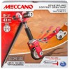 Meccano starter set, pocket Scooter