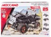Meccano, 25 models set, Off-road truck