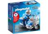 Playmobil 6923, Polismotorcykel