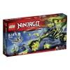 Lego Ninjago Cykelbakhåll 70730