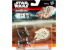 STAR WARS VII MICRO MACHINES fordonset