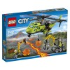 LEGO City 60123 Vulkan Transporthelikopter