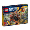 Lego Nexo Knights, 70313 Moltors lavakrossare