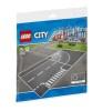 Lego City 7281 Korsning & kurva