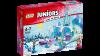 Lego Juniors 10736, Annas och Elsas frusna lekplats