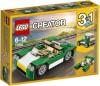 Lego Creator 31056, Grön cruiser