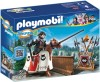 Playmobil Super 4, Jousting Rypan, Guardian of the Black Baron